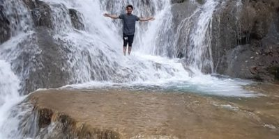 Air Terjun Pelaruga