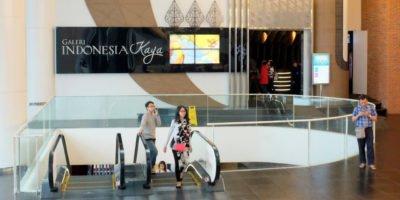 Lokasi Gallery Indonesia Kaya