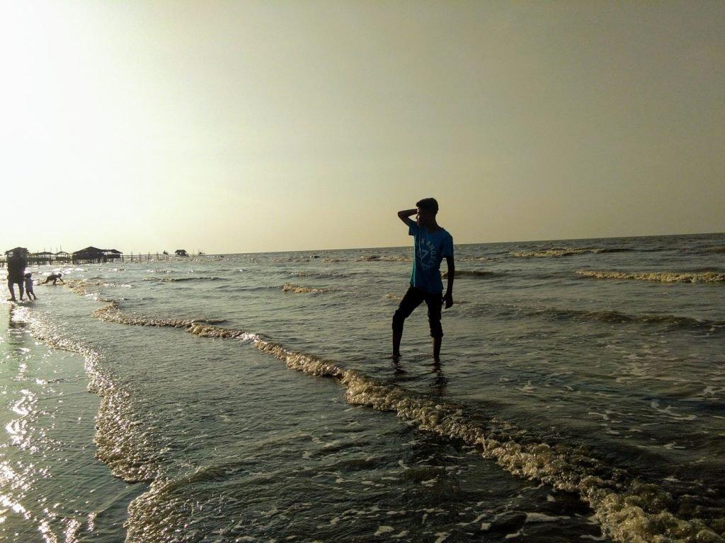 Pantai Tanjung Baru, Tempat Wisata di Karawang