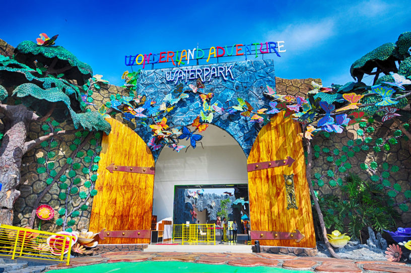 Wonderland Waterpark