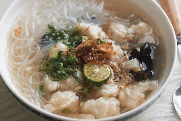 Tekwan Makanan khas Sumatra Selatan