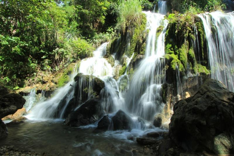Air Terjun Mauhalek