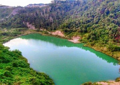 Danau Hijau Bukit Bual