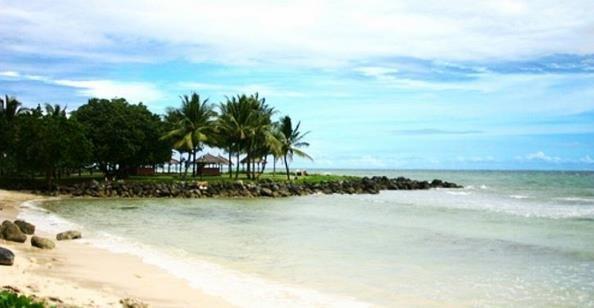 Lokasi Pantai Lagundi Anyer