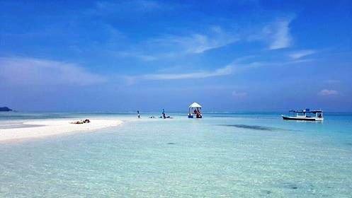 Pulau Gosong, Tempat Wisata di Meulaboh Aceh Barat