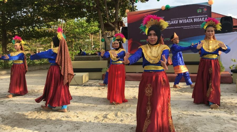 Makna dan Sejarah Tari Campak Dari Bangka Belitung 1