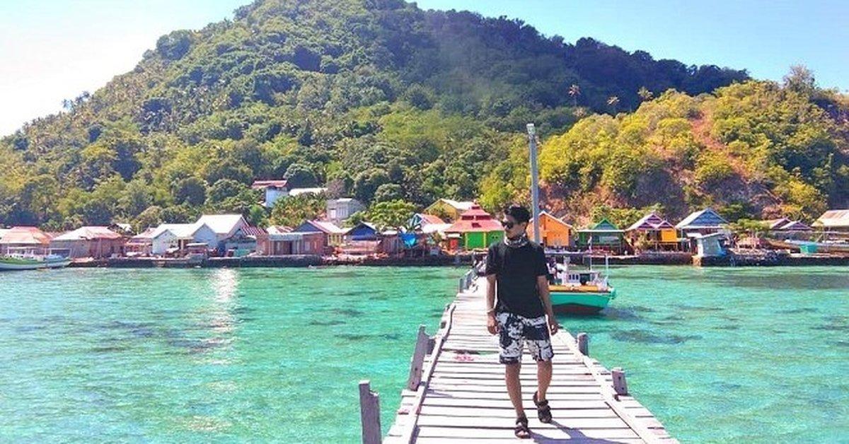 Pulau Sembilan, Tempat Wisata di Sinjai
