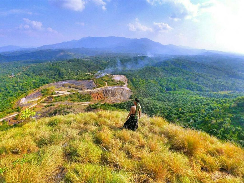Mengenal Kota Gunung Sugih, Kabupaten Lampung Tengah