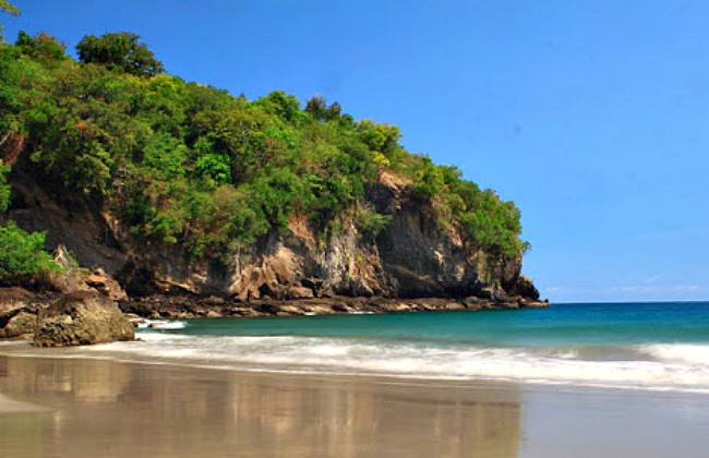 Pantai Ena Gera, Tempat Wisata di Mbay Kabupaten Nagekeo
