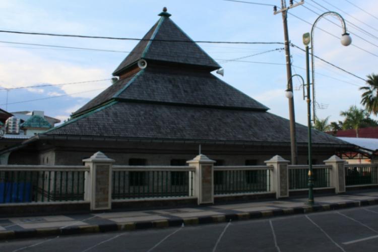 6 Tempat wisata di Kota Palopo-masjid