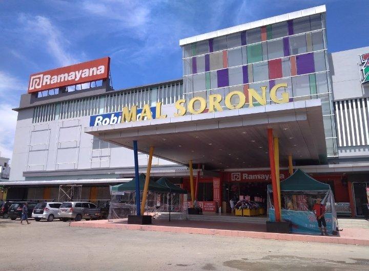 Mall kota Sorong