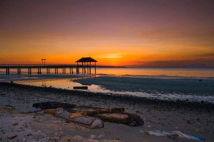 Pantai Lakeba, Tempat Wisata di Kota Baubau