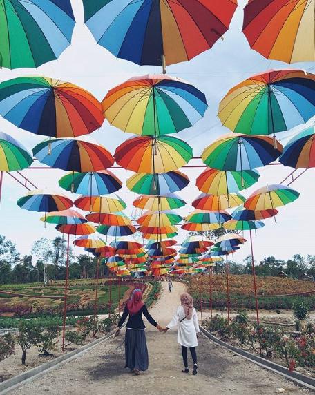 Merangin Garden - Tempat wisata di Bangko Kabupaten Merangin