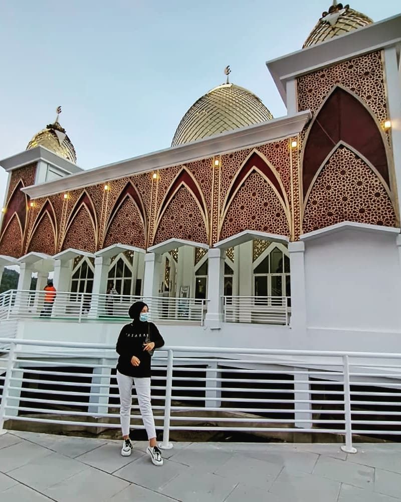Masjid Samudra Ilahi painan