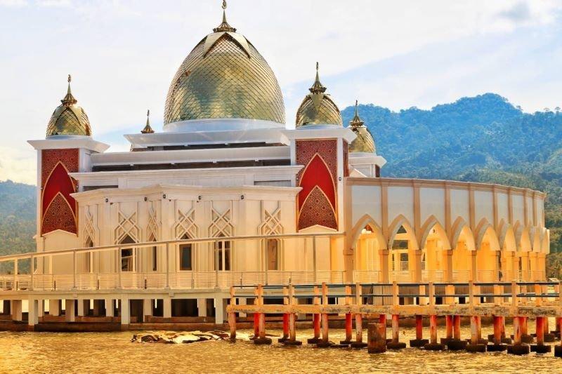 Masjid Terapung Samudra Ilahi